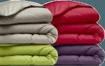 Couette pour campings de couleur Litex