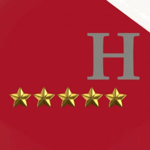 Coforme aux besoins des Hôtel 5 étoiles